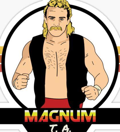 Magnum T.A. Sticker