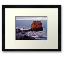 Eagle Rock Framed Print
