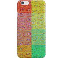 Deep Dreaming of a Color World 2 iPhone Case/Skin