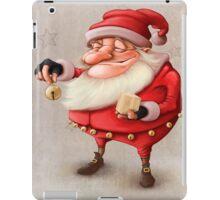 Santa's Bell iPad Case/Skin