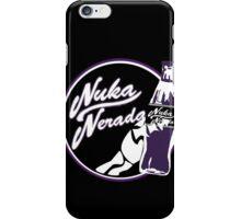 Nuka Nerada - Fallout Doctor Who iPhone Case/Skin