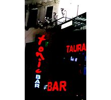 The Tonic Bar Photographic Print
