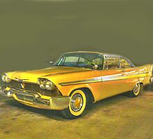 1958 Plymouth Golden Fury (HDR) by WTBird