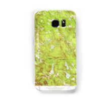 Massachusetts  USGS Historical Topo Map MA South Sandisfield 350584 1946 24000 Samsung Galaxy Case/Skin