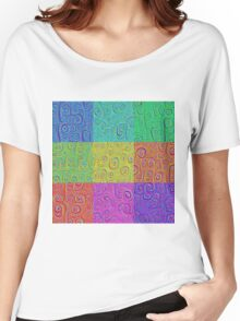 Deep Dreaming of a Color World 2K Women's Relaxed Fit T-Shirt