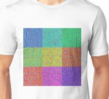 Deep Dreaming of a Color World 2K Unisex T-Shirt