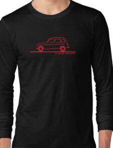 Renault R4 Long Sleeve T-Shirt