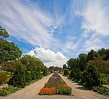 the secret garden by Manon Boily