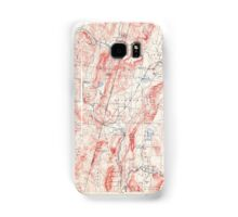 Massachusetts  USGS Historical Topo Map MA Pittsfield 352938 1897 62500 Samsung Galaxy Case/Skin