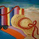 On The Beach by Marita McVeigh