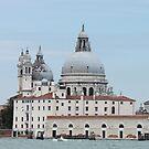 Santa Maria della Salute by Elena Skvortsova