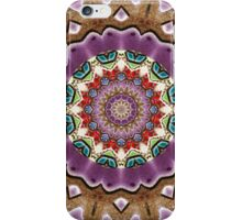 Purple Earth iPhone Case/Skin