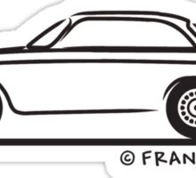Alfa Romeo GTV GTA  Sticker