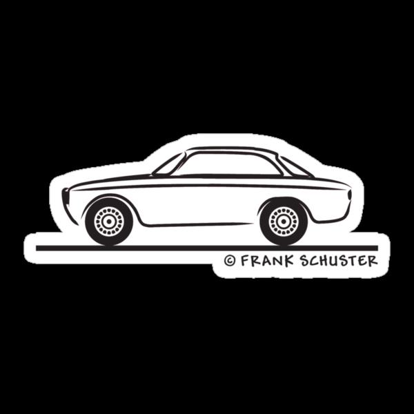 Alfa Romeo GTV GTA  by Frank Schuster