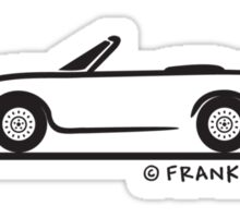 Alfa Romeo Spider Sticker