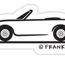 Alfa Romeo Spider Sticker