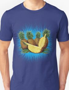 Art Pinapple Kids Tshirt Unisex T-Shirt