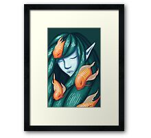 Sea of Dreams Framed Print