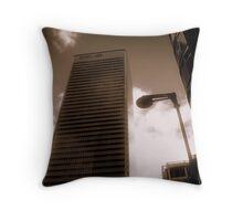 HSBC, Canary Wharf, London, England, UK Throw Pillow