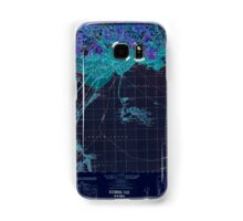 Massachusetts  USGS Historical Topo Map MA Lynn 351068 1947 25000 Inverted Samsung Galaxy Case/Skin