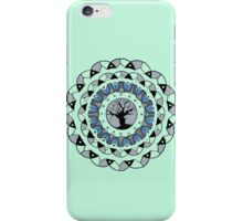 Ancient trees iPhone Case/Skin