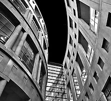 Curving Architecture by Carolann23