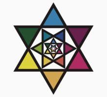 Colorimetric Star by iMart1n