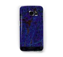Massachusetts  USGS Historical Topo Map MA East Brookfield 350922 1969 25000 Inverted Samsung Galaxy Case/Skin