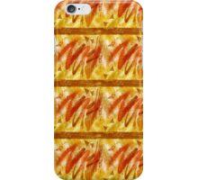 Vibrant Fun Feather Design iPhone Case/Skin