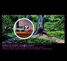 Lucas Arts call center (Monkey Island 2) by themasrix