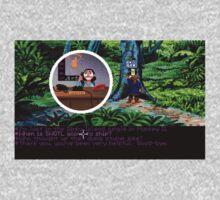 Lucas Arts call center (Monkey Island 2) Baby Tee