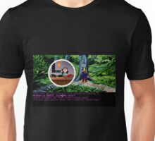 Lucas Arts call center (Monkey Island 2) Unisex T-Shirt
