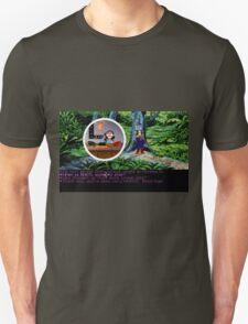 Lucas Arts call center (Monkey Island 2) T-Shirt