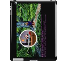 Lucas Arts call center (Monkey Island 2) iPad Case/Skin