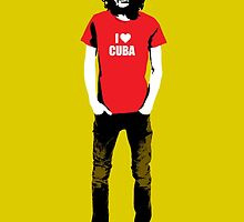 Hipster Che by monsterplanet