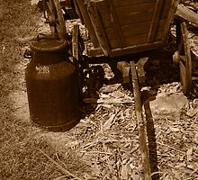 Antique  Wagon by LVCPhotography