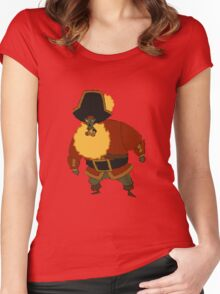 LeChuck (Monkey Island 3) Women's Fitted Scoop T-Shirt