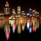 Perth Panorama by Jonathan Stacey