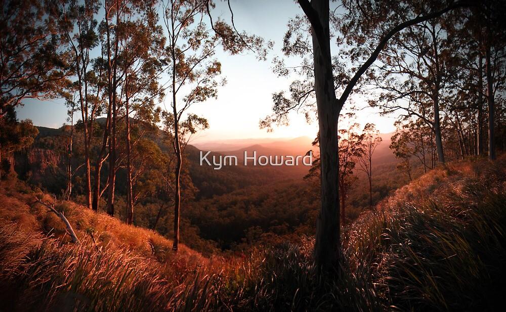 Escarpment Sunrise by Kym Howard