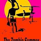 zombie summer by davepockett