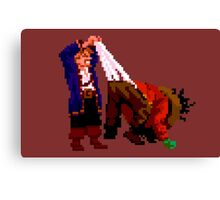 LeChuck's panties (Monkey Island 2) Canvas Print