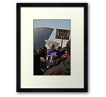 Ken Duncan-Arts Freedom Rally Framed Print