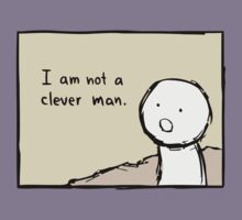 I am not a clever man Kids Clothes