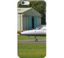 Hawker Hunter XL577 fighter iPhone Case/Skin