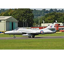 Hawker Hunter XL577 fighter Photographic Print