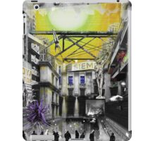 There is No longer Outside #3 iPad Case/Skin