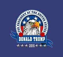 Donald Trump for president 2016 Eagle Head T-Shirt
