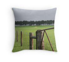 Derrinalun Farm Throw Pillow
