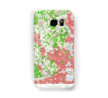 Massachusetts  USGS Historical Topo Map MA Lexington 350238 1956 24000 Samsung Galaxy Case/Skin