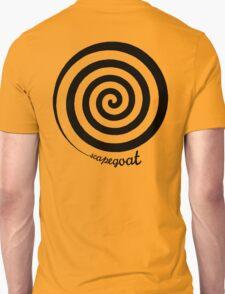 Scapegoat - Black Graphic Unisex T-Shirt